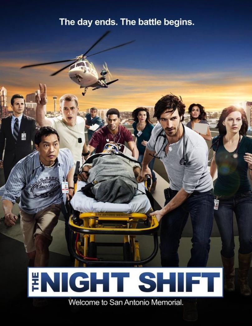 serien stream the night shift