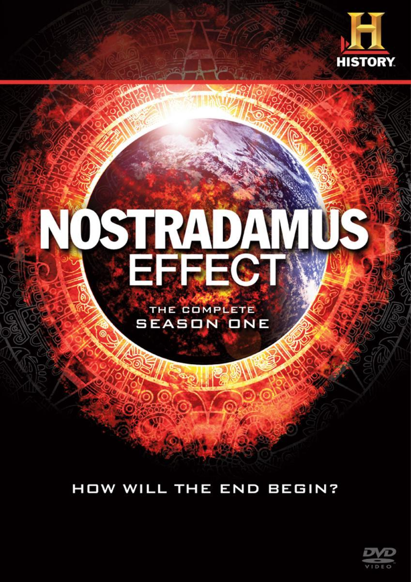 The Nostradamus Effect (TV Series) (2009) - FilmAffinity