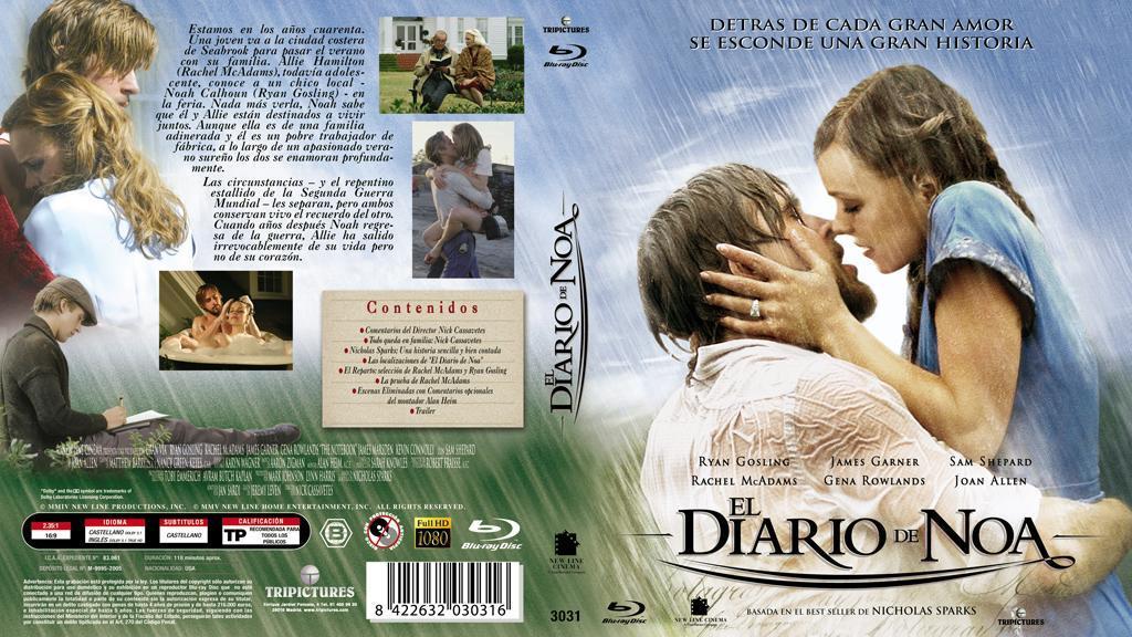 El Diario De Noa 2004 Filmaffinity