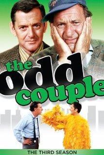 La extraña pareja (Serie de TV)