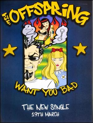 The Offspring: Want You Bad (Music Video)