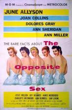 El sexo opuesto