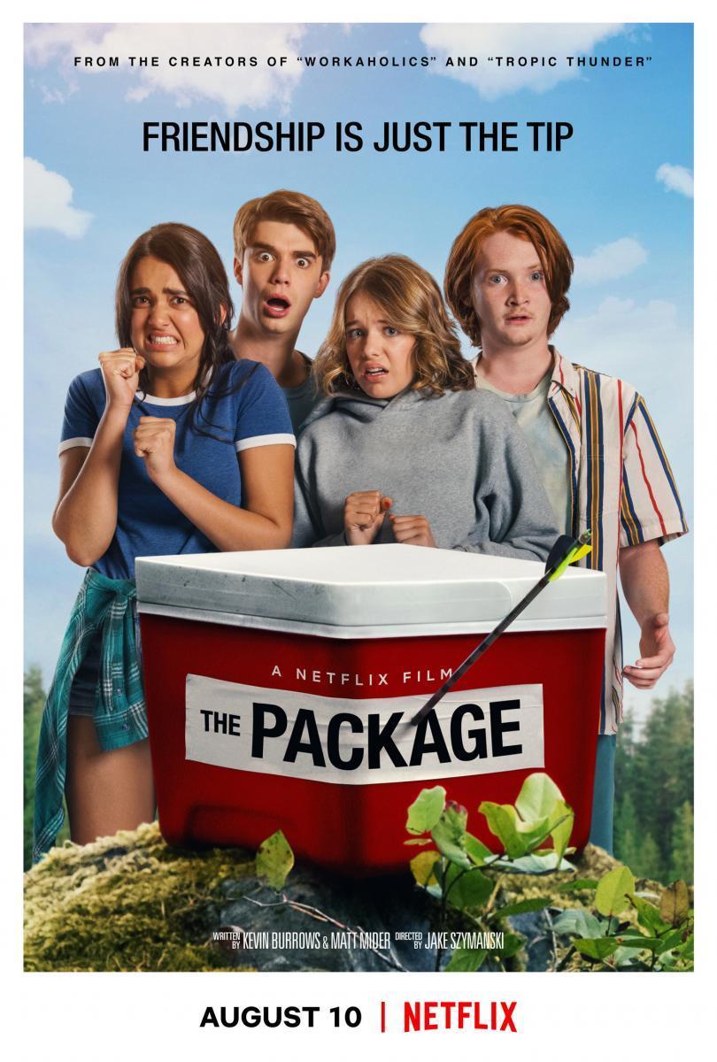 El paquete (2018) Descargar Gratis