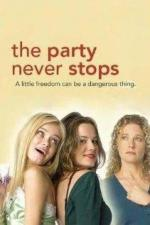 The Party Never Stops: Diary of a Binge Drinker (TV)