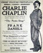 Charlot, prestamista
