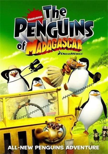 The Penguins of Madagascar (Serie de TV) [720p] [Latino] [MEGA]