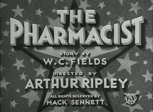 The Pharmacist (C)