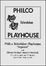 The Philco Television Playhouse (TV Series)