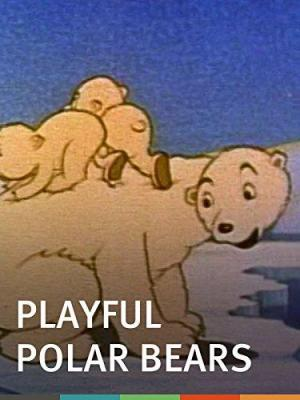 The Playful Polar Bears (C)