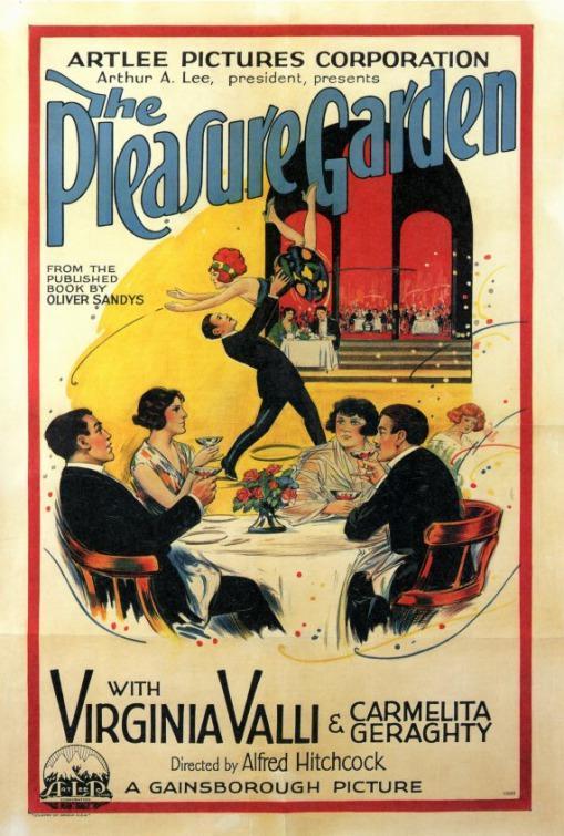 El Jardin De La Alegria 1925 Filmaffinity