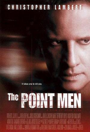 Point Men: Traición en el Medio Oriente