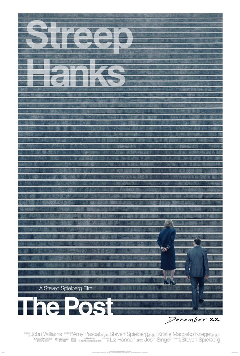 The Post: Los oscuros secretos del Pentágono (2017) 1 LINK Latino