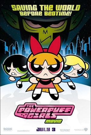 The Powerpuff Girls