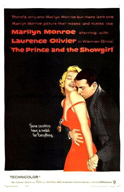 Cr237ticas de El pr237ncipe y la corista 1957 FilmAffinity