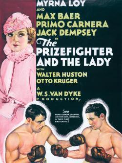 El boxeador y la dama