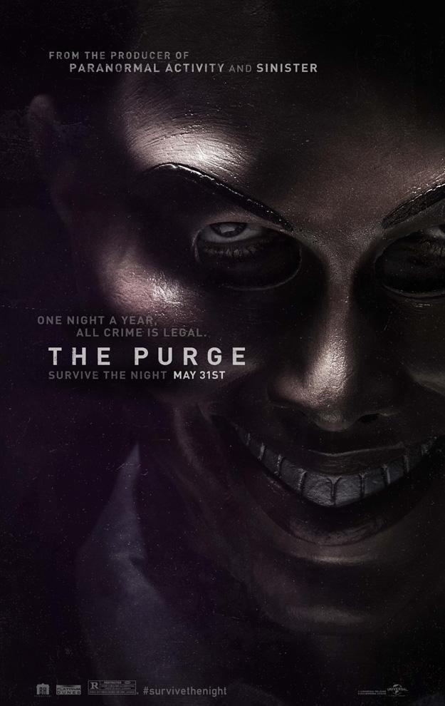 La Purga: La noche de la expiación [2013][Esp Latino][1080p][MEGA]