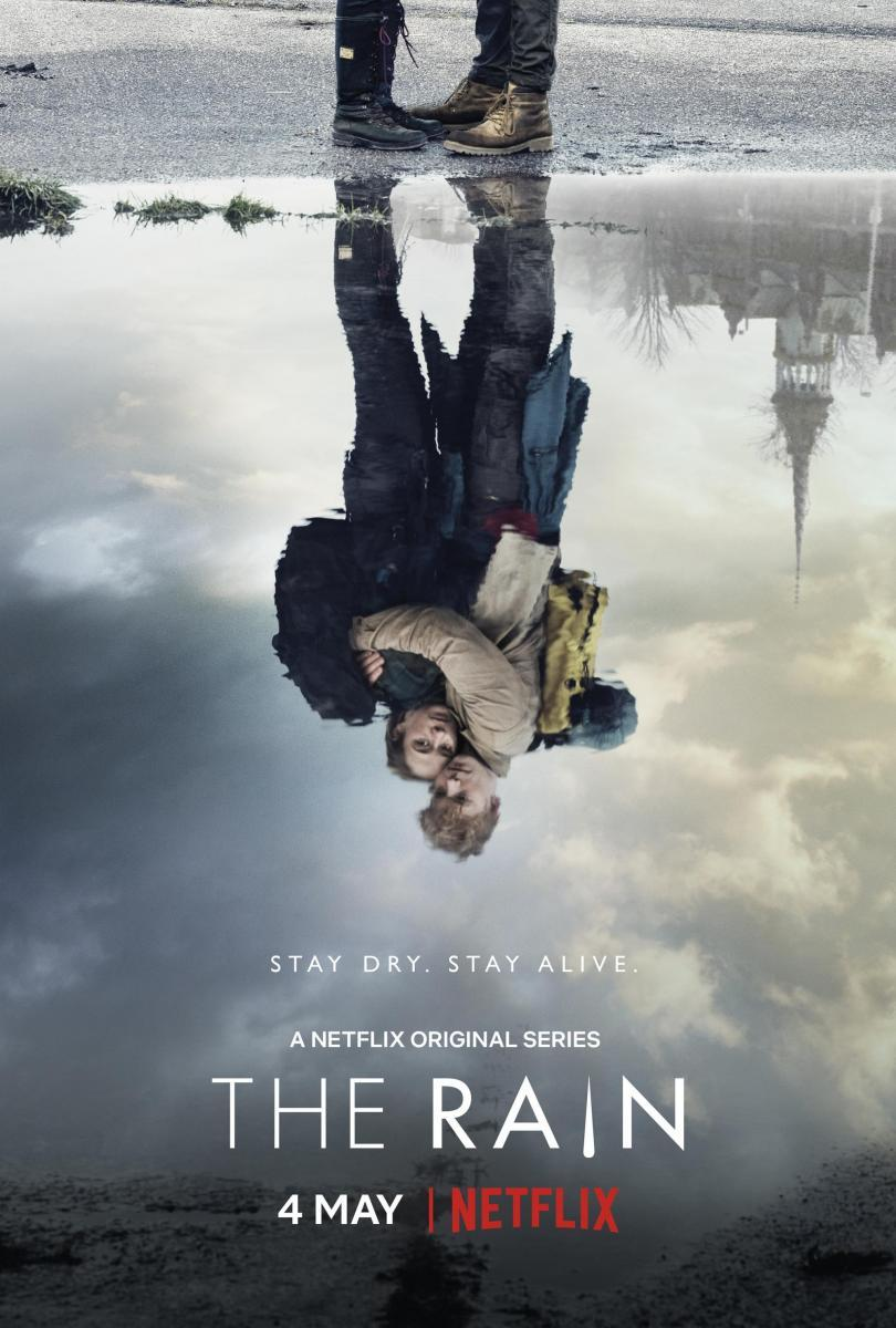 The Rain Temporada 1 (2018) HD 1080p Latino – Danés