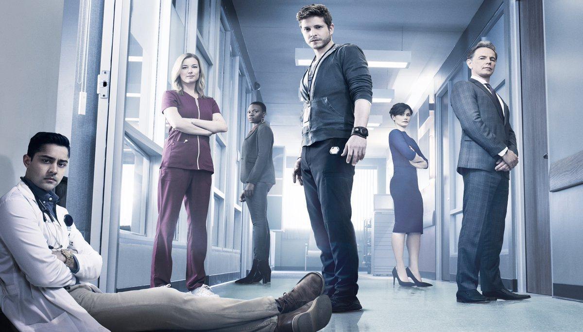 The Resident Serie De Tv 2017 Filmaffinity