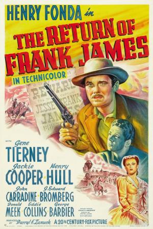 La venganza de Frank James