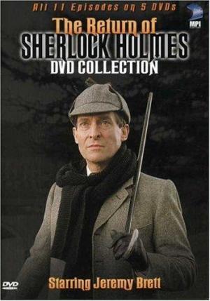 The Return of Sherlock Holmes (TV Series) (Serie de TV)