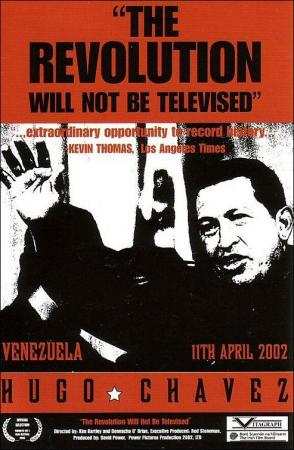The Revolution Will Not Be Televised (TV)