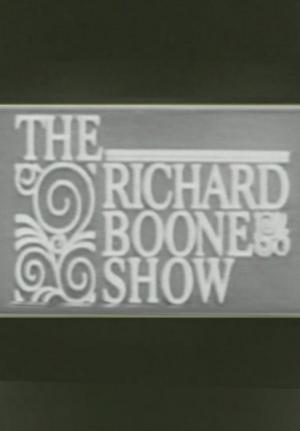 The Richard Boone Show (Serie de TV)