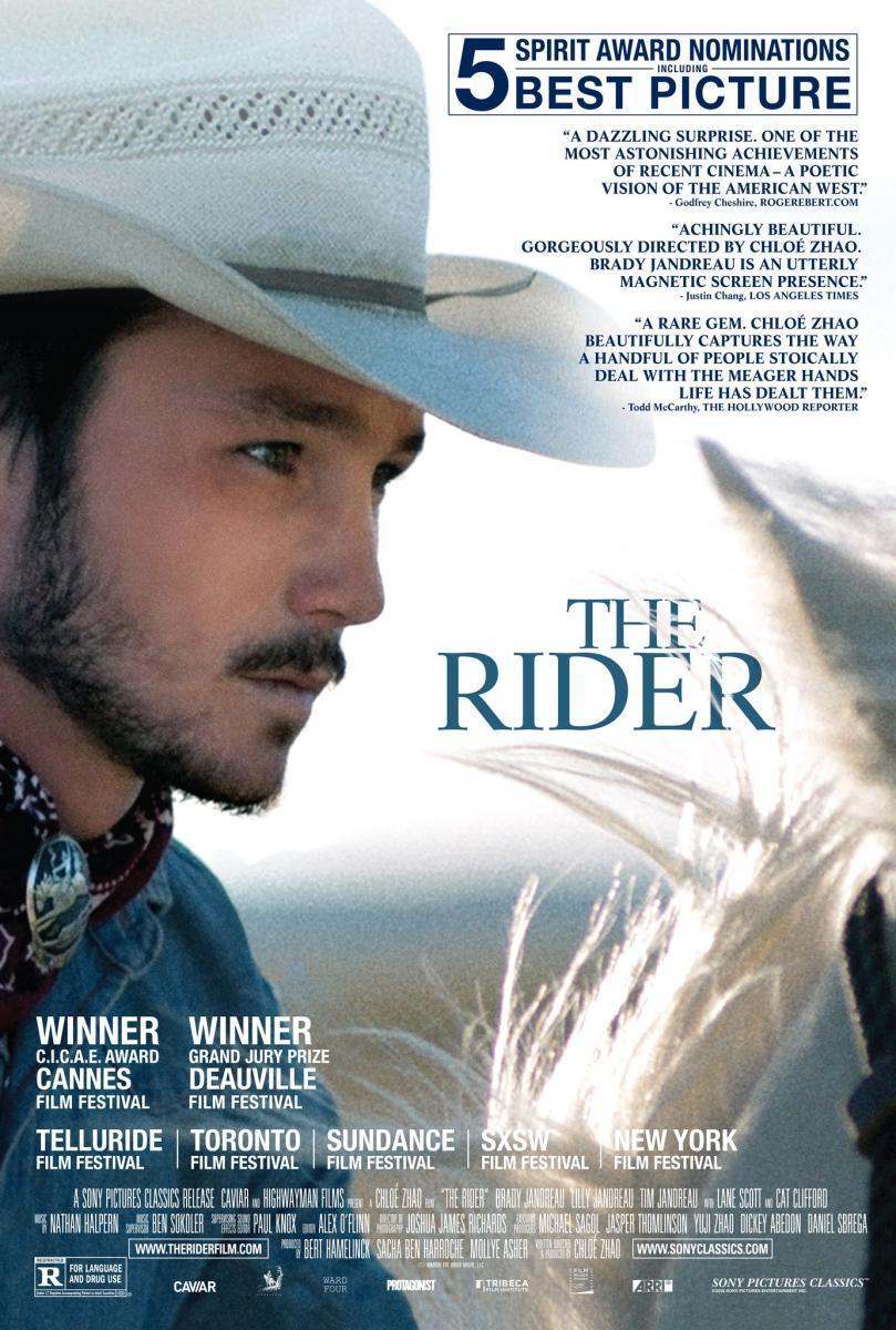 The Rider 2017 Filmaffinity