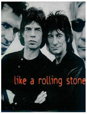 The Rolling Stones: Like a Rolling Stone (Vídeo musical)