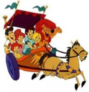 The Roman Holidays (Serie de TV)