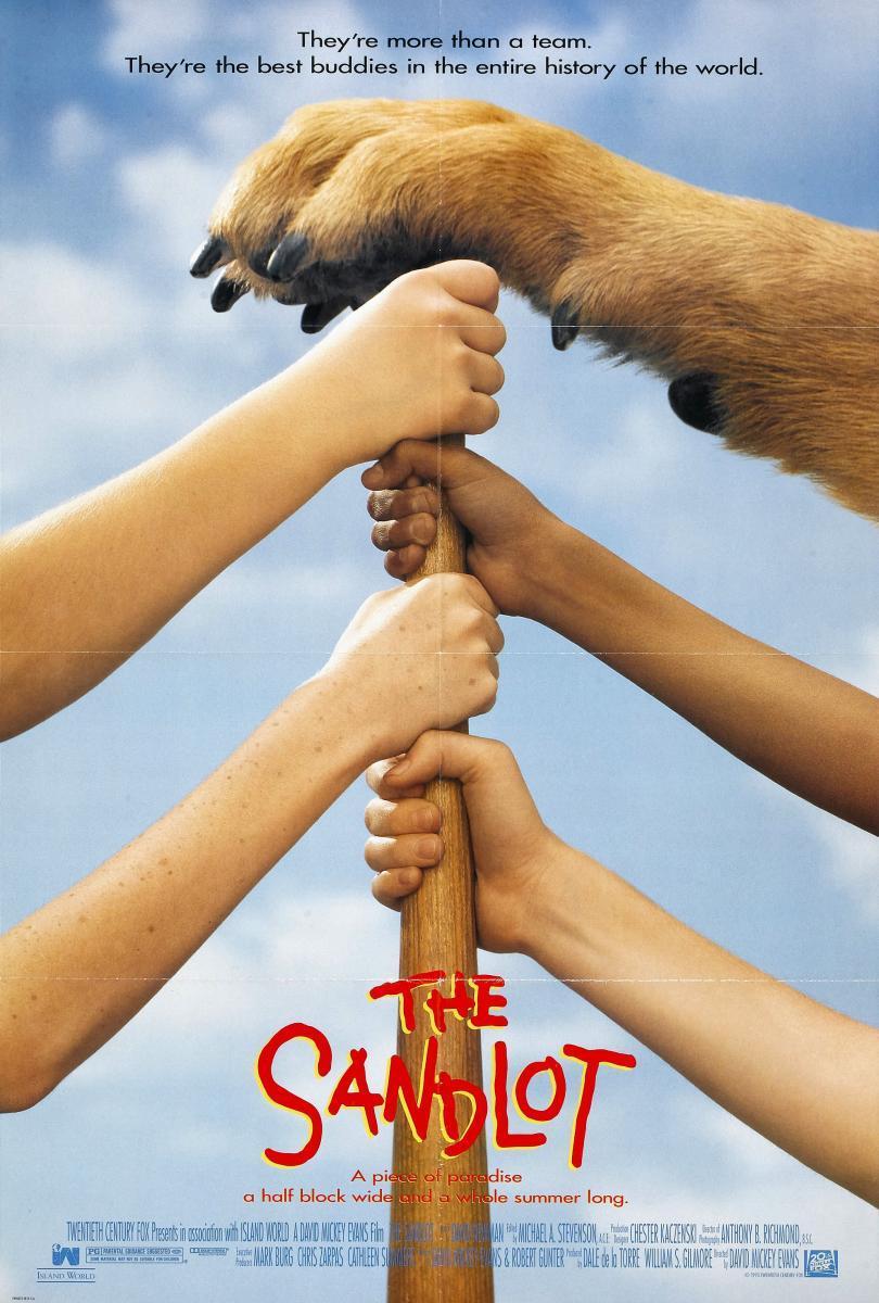 The Sandlot: Historia de un verano (1993) [1080p] [Latino] [MEGA] (Subida propia)
