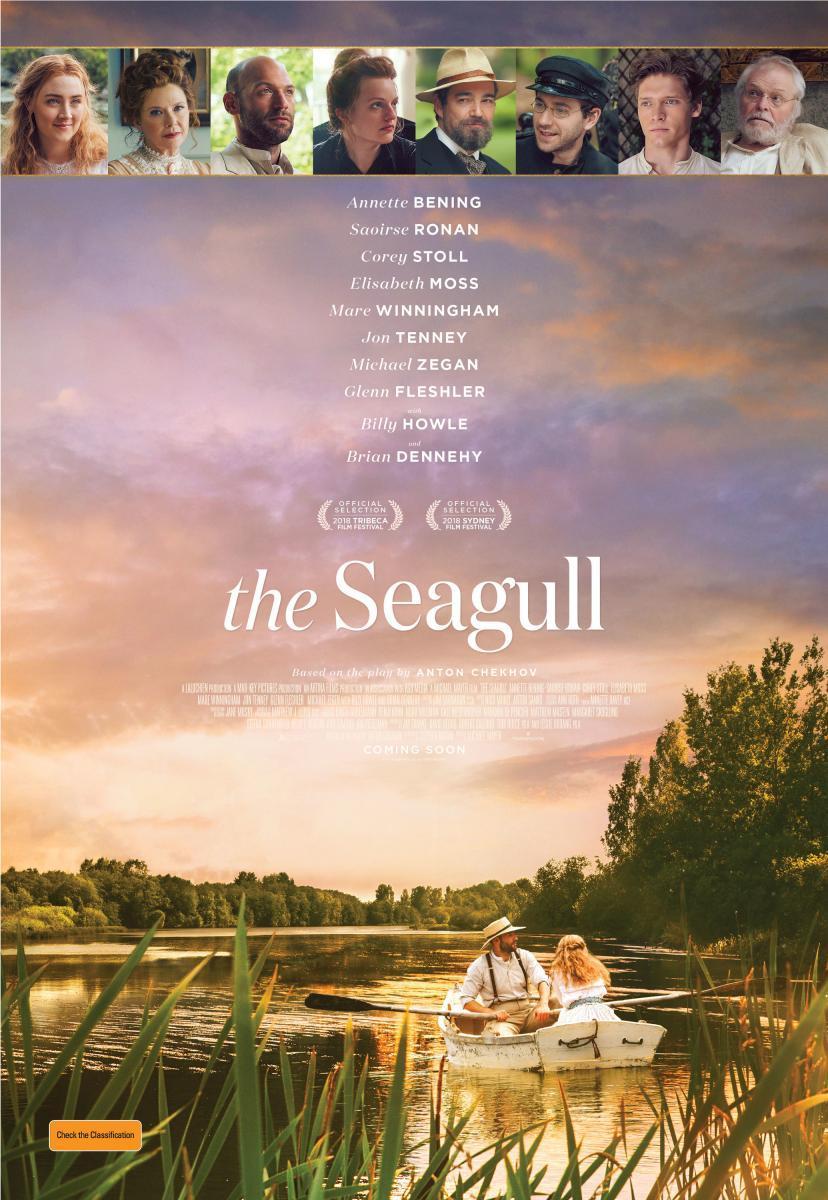 The Seagull 2018 Filmaffinity