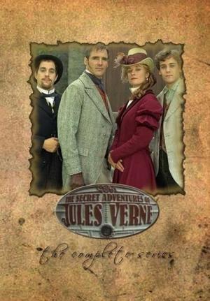 Las aventuras secretas de Julio Verne (Serie de TV)