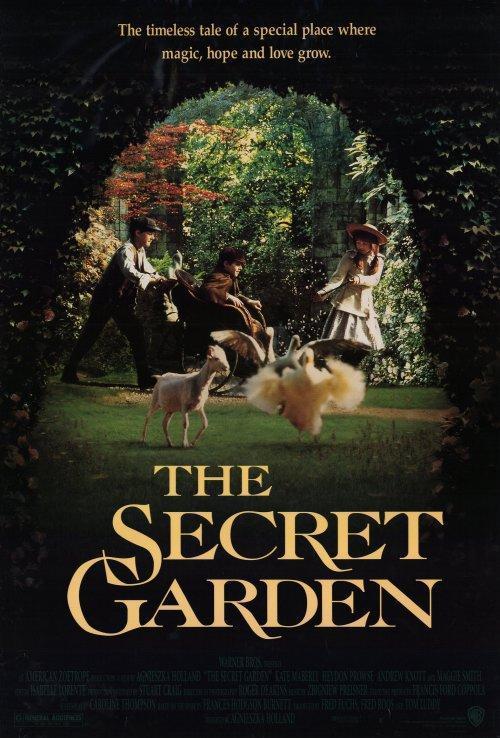 El jard n secreto 1993 filmaffinity for Cancion secretos en el jardin