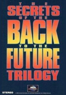 Los secretos de la trilogía de Regreso al Futuro (TV)