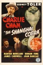 Charlie Chan en La Cobra de Shangai