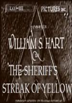 The Sheriff's Streak of Yellow (C)