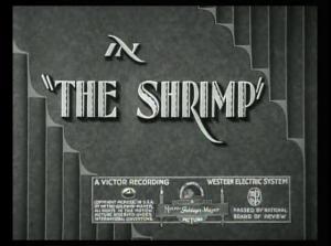 The Shrimp (C)