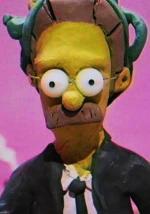 The Simpsons: Fabulous Secret Powers (C)