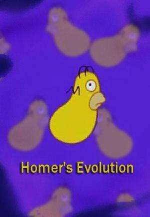 The Simpsons: Homer's Evolution (TV Episode) (S)
