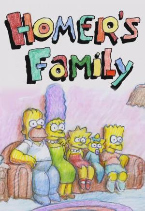 The Simpsons: Homer's Family (C)