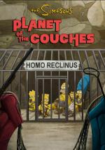 The Simpsons: Planet of the Couches (C)