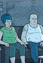 The Simpsons: Russian Art Film Version (S)