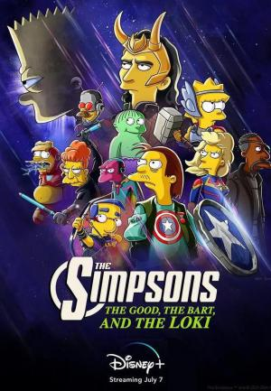 The Simpsons: The Good, The Bart, and The Loki (S)