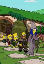 The Simpsons: The Hobbit Couch Gag (C)