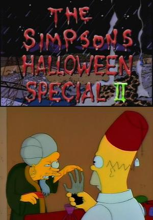 The Simpsons: Treehouse of Horror II (TV)