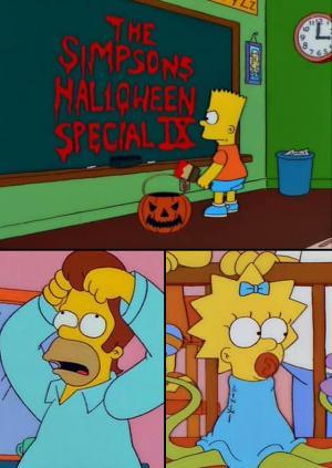 Los Simpson: La casita del horror IX (TV)