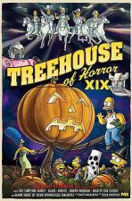 The Simpsons: Treehouse of Horror XIX (TV)