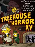 Los Simpson: La casa-árbol del terror XV (TV)