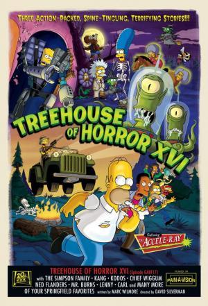 The Simpsons: Treehouse of Horror XVI (TV)