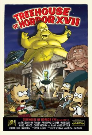 The Simpsons: Treehouse of Horror XVII (TV)